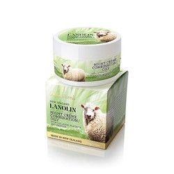 Lanolin Oily Night Cream
