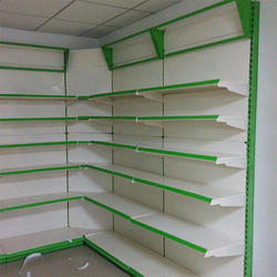 6 Shelves Wall Mount Racks