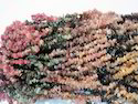 36 Long Multi Tourmaline Chip Bead Strands