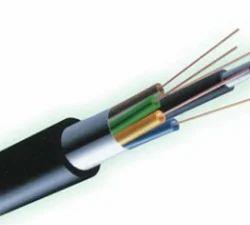 Armoured Fiber Optic Cable, 8 Core, SM, Multitube