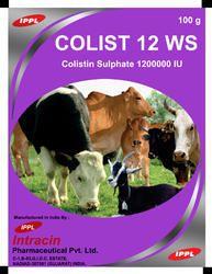 Colistin Sulphate 12,00,000 IU
