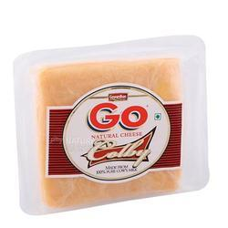 Gowardhan Colby Cheese Block 2 Kg, Packaging Type: Packet, for Home Purpose