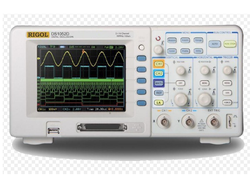 50 MHZ with 2 Channel Mixed Signal Oscilloscope-DS1052D