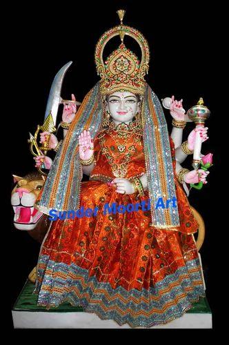 Marble Durga Ji Statues Marble Durga Mata Statues