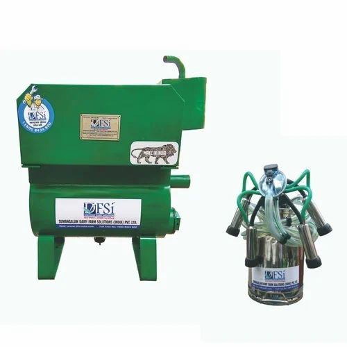 Fix Single Bucket Milking Machine