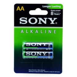 Sony AA Alkaline Battery