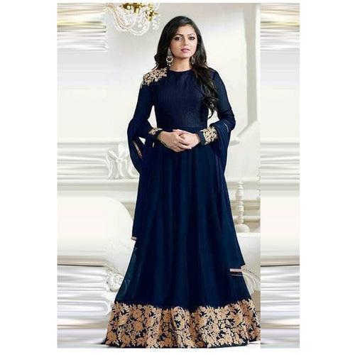 26470f7e9f0 long Anarkali Gown - Anarkali Gown Latest Price