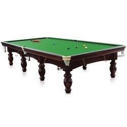 Designer Snooker Table with Indian Slate