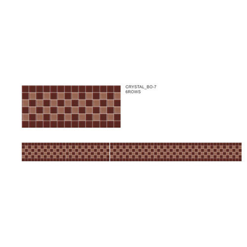 crystal glass mosaic border tiles manufacturer from ahmedabad, Hause deko