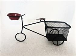 Tricycle Snacks Cart