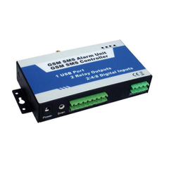 GSM Alarm Controller