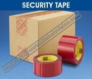 Tamper Evident Security  Tapes