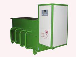 Oil Cooled Servo Stabilizer 12kva