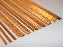 Beryllium Copper EMI Finger Strips