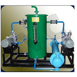 Close Loop Water Recirculation System