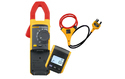 Fluke 365, 368 FC, 381, 355, 353 Remote Display Leakage Current Jaw True RMS AC/DC Clamp Meter