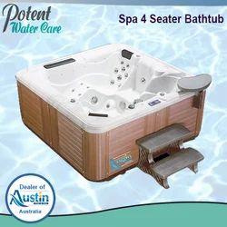 Spa 4 Seater Bathtub
