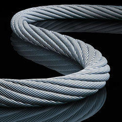 Crystal Coated Wire Rope