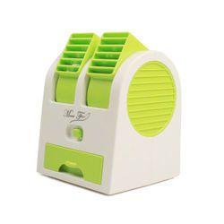 Green Mini Dual Air Cooler