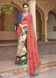 Exclusive Casual Wear Saree