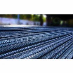 Fe 500D Steel TMT Bar, Diameter: 6-25 mm