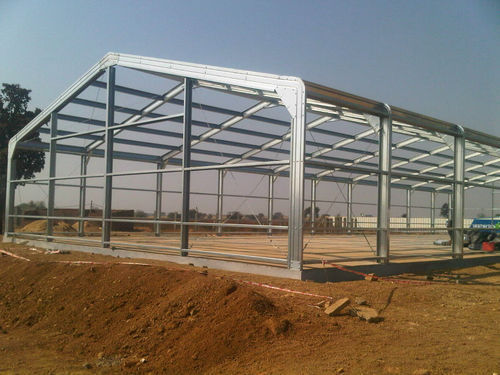 PEB Structure Construction Service