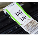 Airline Baggage Tags