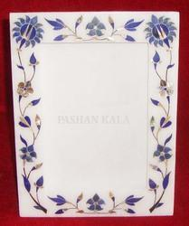 Marble Inlaid Photo Frame