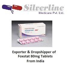 Foxstat 80mg Tablets
