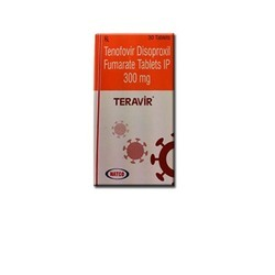 Teravir 300mg Tablet