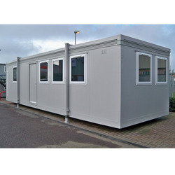Site Office Container Cabin - Site Office Cabin Manufacturer from ...