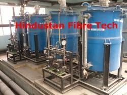FRP Flocculant Dosing Systems