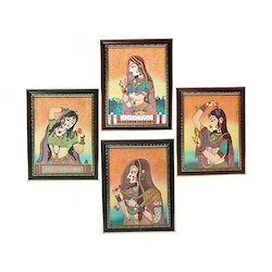Rajasthani Gemstone Paintings