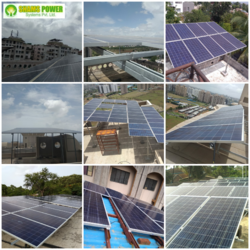 100KW Rooftop Solar Systems