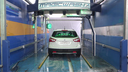Automatic Car Wash Cost In India