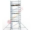 Aluminum Mobile Scaffold Standard Tower