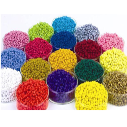 Coloured PP Granules