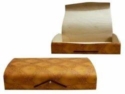 Birch Wood Wedding Gift Box