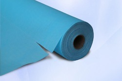 Laminated Blue Disposable Examination Couch Roll
