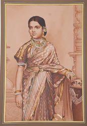 Princess Portrait Painting