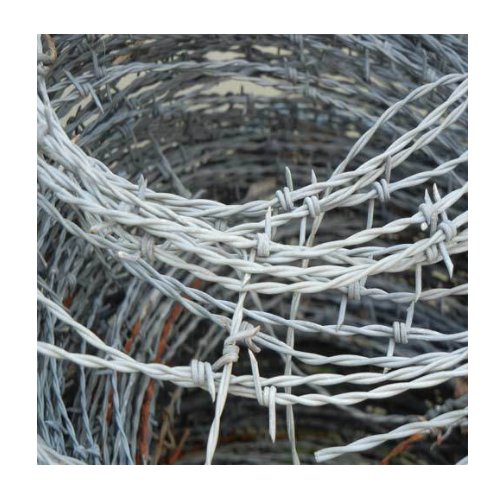 Barbed Wire - Barbed Wire Fencing Manufacturer from Delhi