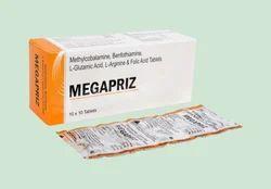 Megapriz Tablets