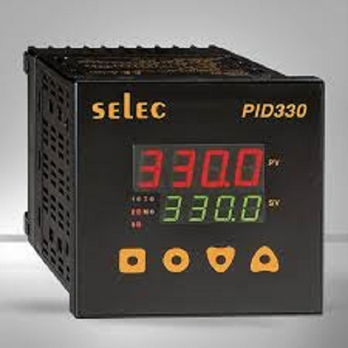 Digital Indicators And Controllers Selec Temperature