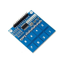 TTP226- 8 Way Touch Sensor (Capacitive)