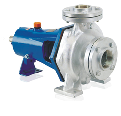Centrifugal Coupled Pump with Semi Open Impeller