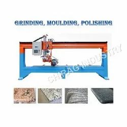Automatic Stone Bridge Cutting And Moulding Machine