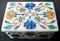 Marble Jewelry Box