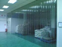 Cold Storage PVC Curtains