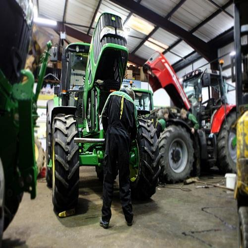 Tractor Repairing Services in India