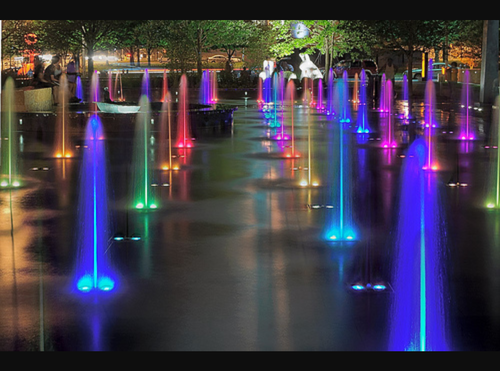 Cluster Fountain